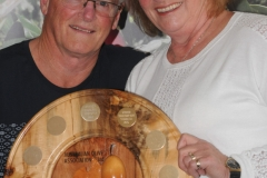 EVOO Best of Show Winner 2015, Champion Class 2 Medium & Best TAS: Cradle Coast Olives - Tony & Carol O'Neil