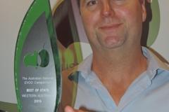 Best WA: Frankland River Olive Company - Jeremy Allen
