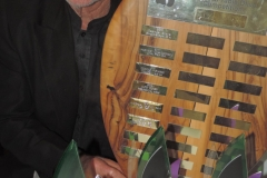 Table Olive Best of Show Winner 2015 & Champion Class 11 Green Olives & 18 Flavoured Olives: Alto Olives - Robert Armstrong