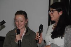YOUNG JUDGE WINNERS: Zae Veitch & Brooke Purdue - Horizon Christian College (Speaking)